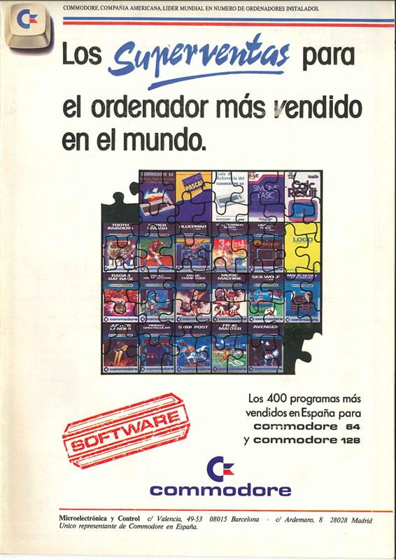Catálogo de juegos Microelectrónica y Control