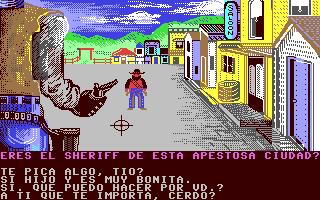 Ley del Oeste, La