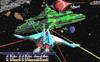 Nemesis - The Final Challenge
