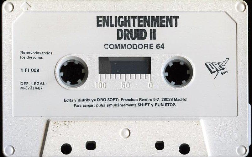 Enlightenment - Druid II