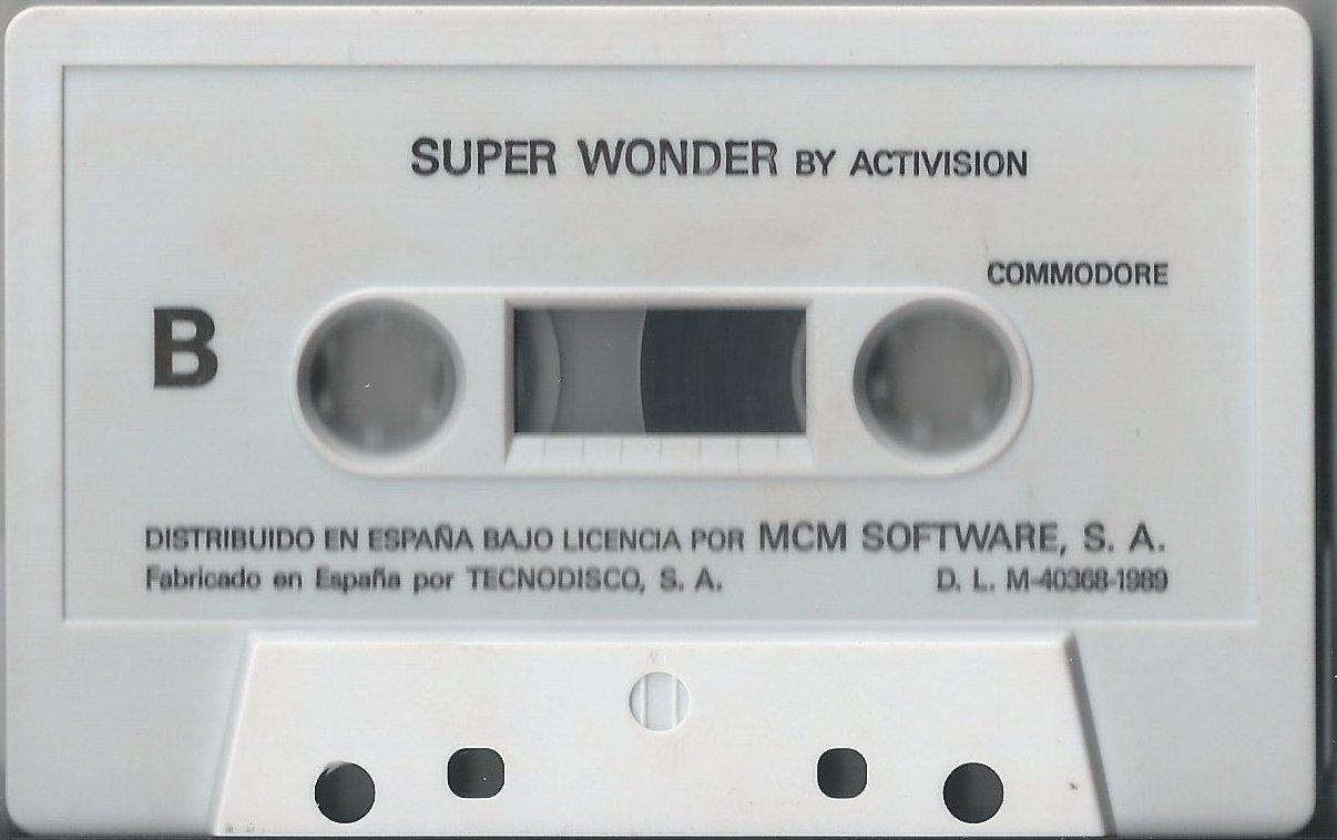 Super Wonder Boy in Monsterland
