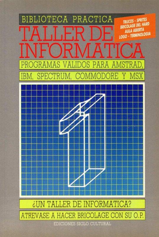 Biblioteca Práctica - Taller de Informática #01
