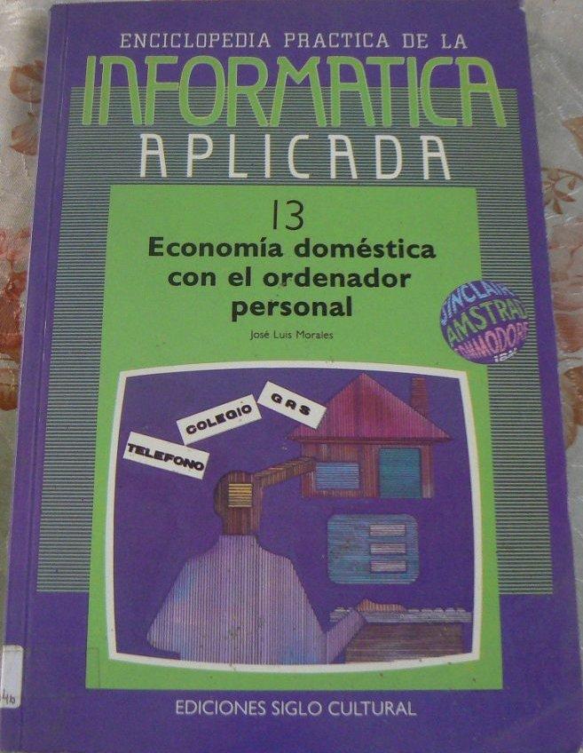 Economía doméstica con el ordenador personal (13)