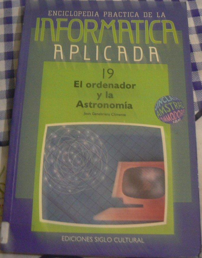 El ordenador y la Astronomía (19)