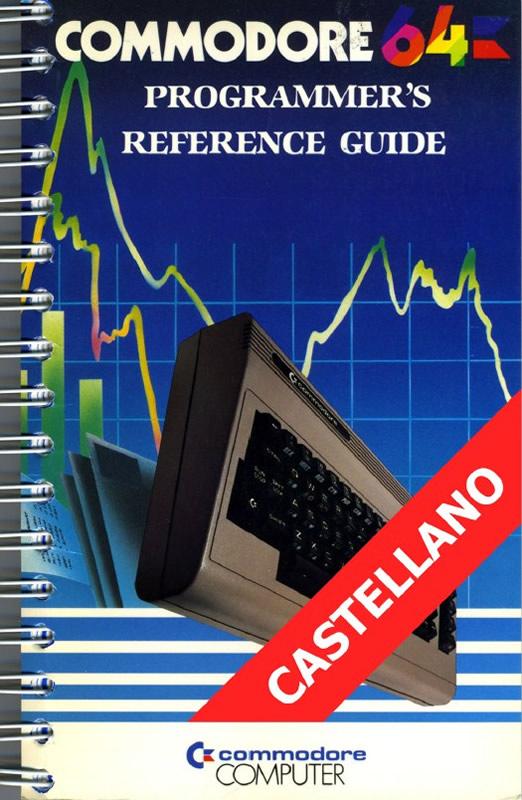 Manual de referencia del programador Commodore 64
