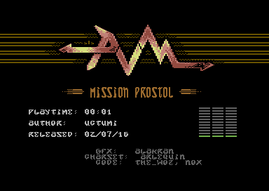 Mission Prostol